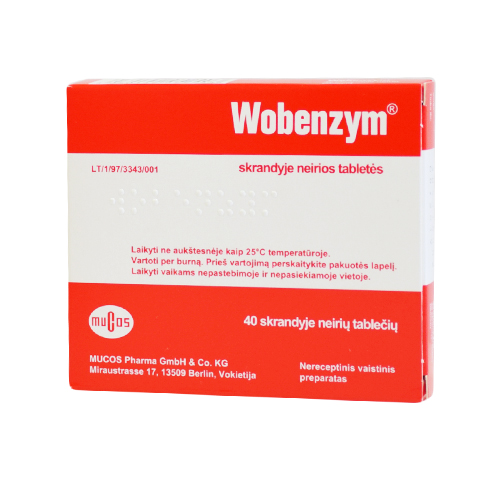 ENAP, 20 mg, tabletės, N30