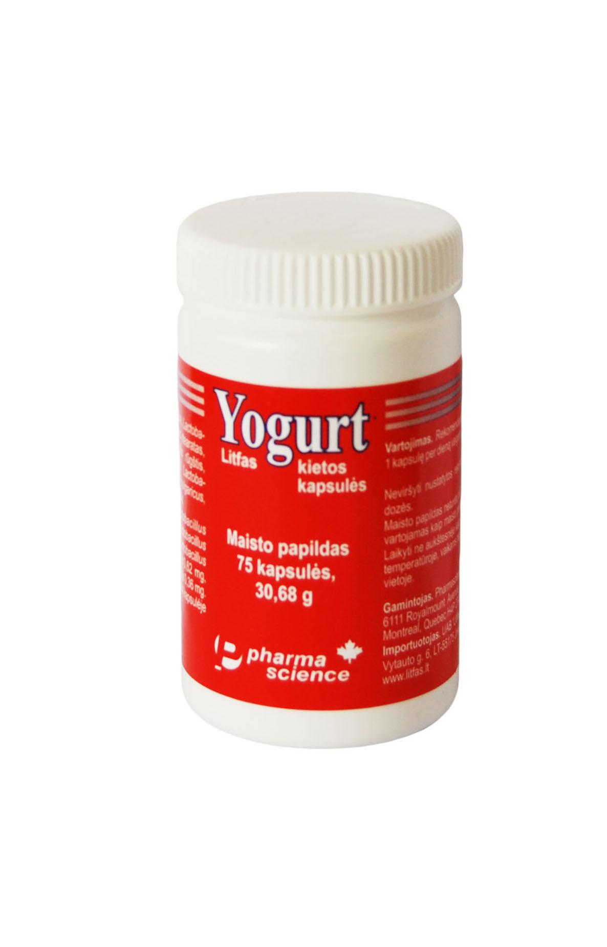 Yogurt Kapsuls N75