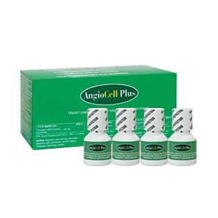 AngioCell Plus maisto papildas vitaminai