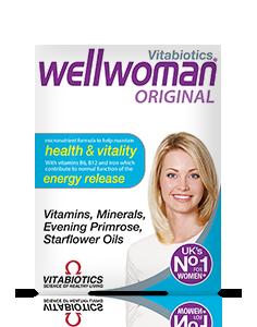 """""""Wellwoman"""" maisto papildas moterims energingumo ir geros savijautos palaikymui"""